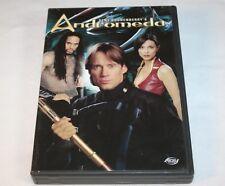 ANDROMEDA - Season 1: Vol. 1 (DVD, 2002, 2-Disc Set) from GENE RODDENBERRY