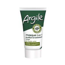 Masque Visage Argile Verte Purifiant Et Exfoliant Juvaflorine Prix Bas Neuf FR