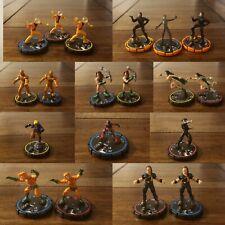 Heroclix D.C. Origins Lot 19 Rare Figures Mano Damage Robotman Knockout & More!