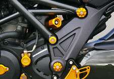 SATO RACING  Frame Plugs for 2011 and up Ducati Diavel