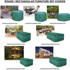 Muebles de terraza y jardín de polietileno