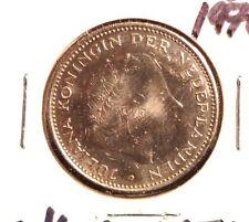 CIRCULATED 1970 2 1/2 GULDEN NETHERLANDS COIN (72216)2