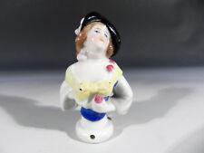 Porzellan TEEPUPPE ° Halbpuppe ° Vintage Half Doll (3)
