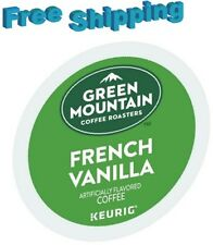 Green Mountain French Vanilla Coffee 192 Count Keurig K-Cups