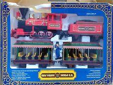 Walt Disney World R.R. Theme Park Collection Train Set, w/MICKEY MOUSE BOX, RARE