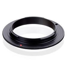 49mm Makro Umkehrring Reverse Adapter für SONY NEX ALPHA Kamera E-Mount Bajonett