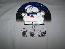 Parkbusters T-Shirt XL TeeFury - Ghostbusters South Park mashup Stay Puft