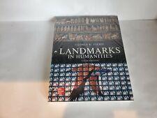 Landmarks in Humanities Loose Leaf 5th Edition Gloria Fierro Shrinkwrap