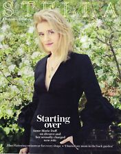 Stella magazine - Anne-Marie Duff Cover & Interview (21 May 2017)