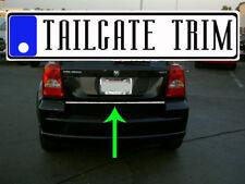 Dodge CALIBER 2007 2008 2009 2010-2012 Chrome Tailgate Trunk Trim Molding