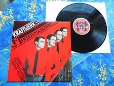 KRAFTWERK ♫ DIE MENSCH MASCHINE CLUB EDITION NM  ELEKTRO KRAUT♫ RARE  LP VINYL#1