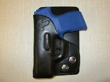 SIG SAUER P365,9mm leather right hand, wallet and pocket holster