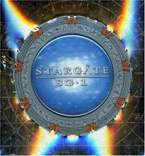 Stargate SG-1 The Complete Series Collection DVD 2007 54-Disc Set ---***--- RARE