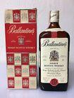 Ballantine's Finest Scotch Whisky Dumbarton 75cl 40% Vol Vintage