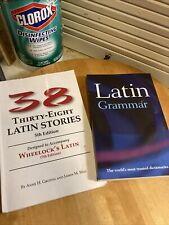 A Latin Grammar [Paperback] Morwood, James & 38 Stories Fast Shipped