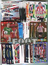 Gran Lote ATHLETIC CLUB  500 Cards Diferentes  *NEW*  MC  Panini  MGK  Adrenalyn