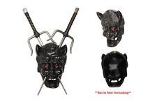 "9"" x 6.5"" Demon Face Martial Arts Ninja Sai Holder"