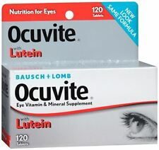 Bausch - Lomb Ocuvite Tablets 120 Tablets