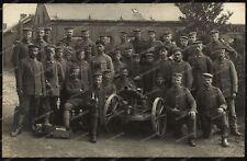 Foto-AK-Res.-Inf-Regt. 247-Minenwerfer-Abteilung-Feldpost-Ancre-1918-1WK-