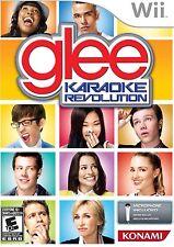 Konami Karaoke Revolution Glee Bundle (Nintendo Wii)