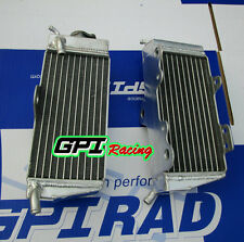 FOR HONDA CR250R/CR250 R 1985 1986 1987 87 86 85 ALUMINUM RADIATOR