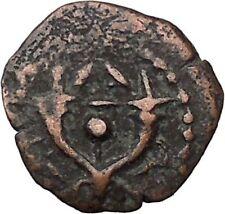 WIDOW's MITE Ancient Biblical Jerusalem King Alexander Yehonatan Coin  i36728