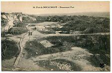 CARTE POSTALE VERDUN FORT DE DOUAUMONT