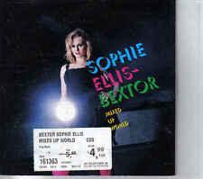 Sophie ellis Bextor-Mixes up world cd single