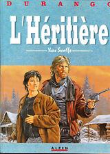 SWOLFS. Durango 12. L'Héritière. Alpen 1994 - NEUF