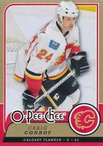 2008-09 O-Pee-Chee #364 CRAIG CONROY - Calgary Flames