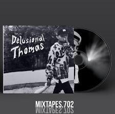 Mac Miller - Delusional Thomas Mixtape (Full Artwork CD/Front Cover/Back Cover)