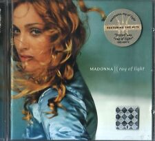 MADONNA featuring THE HITS RAY OF LIGHT CD