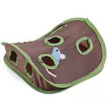 Cat Kitten Pet Play TENT Tunnel Playground Toys Cat Tub Cat play house Hiding
