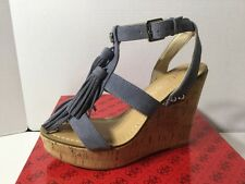 Guess Heya Platform Sandals Size 5.5