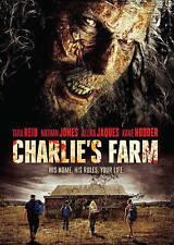 Charlies Farm (DVD, 2015) Slipcover