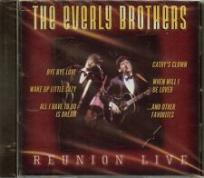 Everly Brothers - Reunion Live - CD - NEW