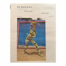 Juergen Teller Burberry Issue 3 / Accra ( Signed Copy )