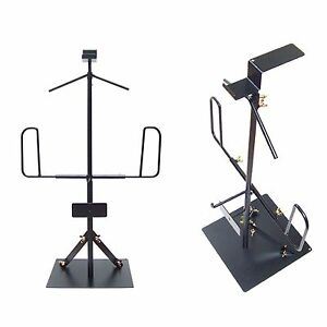 Kendo Bogu Stand Hanger Rack Holder Steel Metal Men Do Kote Tare Display Dry New