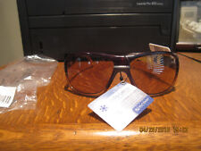 NWT--SunDog Sunglasses--Zup #21030--Brown Frame with Brown Mela Lens
