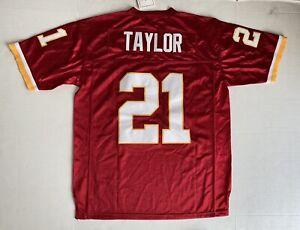 NWT Mitchell & Ness Sean Taylor Washington Redskins Jersey #21 Size 48 Men's L