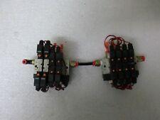 SMC NVV5J3-UIB 950063 NVV5J3-ULB 950061 Solenoid Manifold Ass'bly NVJ3233 NVJ114