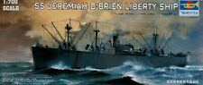 Trumpeter 05755 - Ss Jeremiah O'Brien WWII Liberty Ship - 1:700