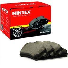 4 Mintex Bremsbeläge hinten Opel Astra G H CC Meriva Zafira 16V CDTI DTI DI