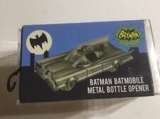 "Batman Batmobile 1966 TV Series George Barris Metal Car Bottle Opener Magnet 4"""