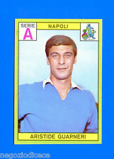 New CALCIATORI PANINI 1968-69-Figurina-Sticker - GUARNERI - NAPOLI - Nuova