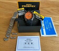Seiko Prospex SBCM029 Orange Diver