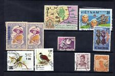 LOT TIMBRES VIETNAM - LAOS - PHILIPPINES - SRI LANKA - CHINE -COREE