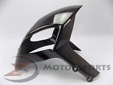 Ducati 696 796 1100 Front Fender Mud Guard Cover Fairing Cowl 100% Carbon Fiber
