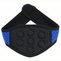 Magnetic Warming Therapy Neck Support Brace Tourmaline Neoprene Healing Wrap Hot