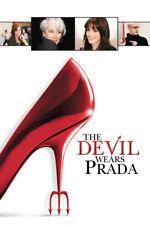 THE DEVIL WEARS PRADA Blu-Ray • New* (No Digital Copy) Sealed + Free Shipping
